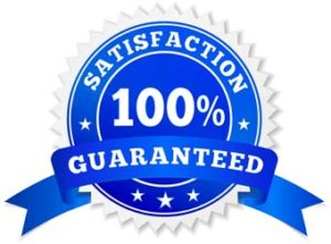 WRCS Satisfaction Guarantee